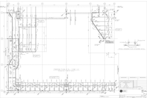 framing plan Timken